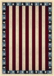 Stars & Stripes Area Rug
