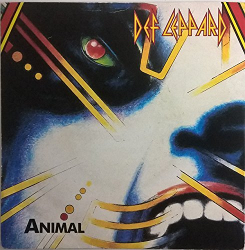 "ANIMAL 7 INCH (7"" 45) UK BLUDGEON RIFFOLA 1987"