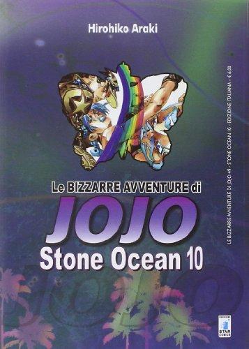 Stone Ocean. Le bizzarre avventure di Jojo (Vol. 10)