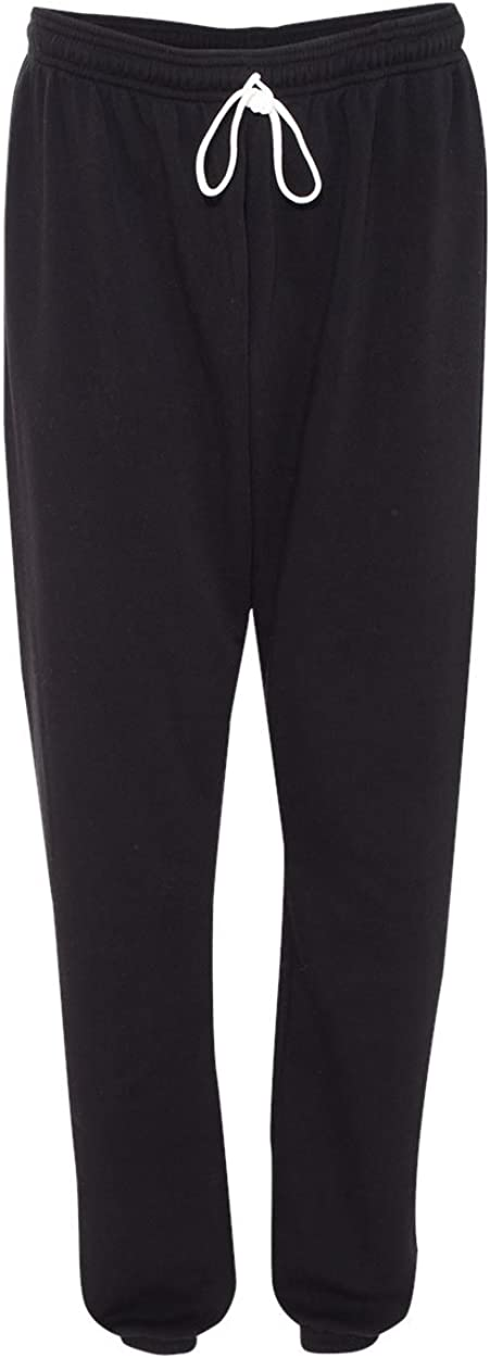 Bella + Canvas - Unisex Long Scrunch Pant 3737 Fleece NEW 70% OFF Outlet before selling