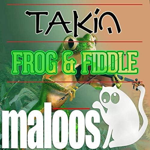 Takin, George Loukas, Phil Fairhead, Kazuma & W.E.T. Project