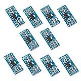 7 volt voltage regulator - Oiyagai 10pcs DC-DC 4.5V-7V to 3.3V AMS1117-3.3V Power Supply Module Voltage Regulator