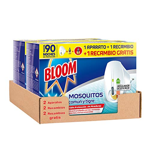 Bloom Eléctrico Líquido - Pack de 2 Ap