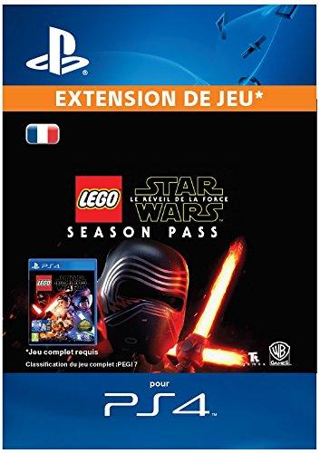 LEGO Star Wars: le Réveil de la Force - Season Pass [Extension de Jeu] [Code Jeu PSN PS4 - Compte français]