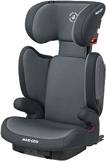 Maxi-Cosi 8767900110 Tanza Kindersitz mit ISOFIX, Mitwachsende Sitzerhöhung und Gruppe 2/3 Autositz, nutzbar ab ca. 3,5 - 12 Jahre, empfohlene Körpergröße 100 - 150 cm, grau, 5.7 kg