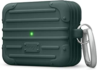 Elago Suit Case for Apple Airpods Pro - Midnight Green