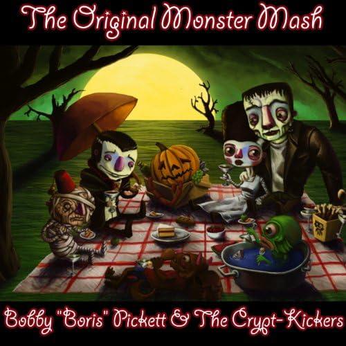 """Bobby """"Boris"""" Pickett & The Crypt-Kickers"""