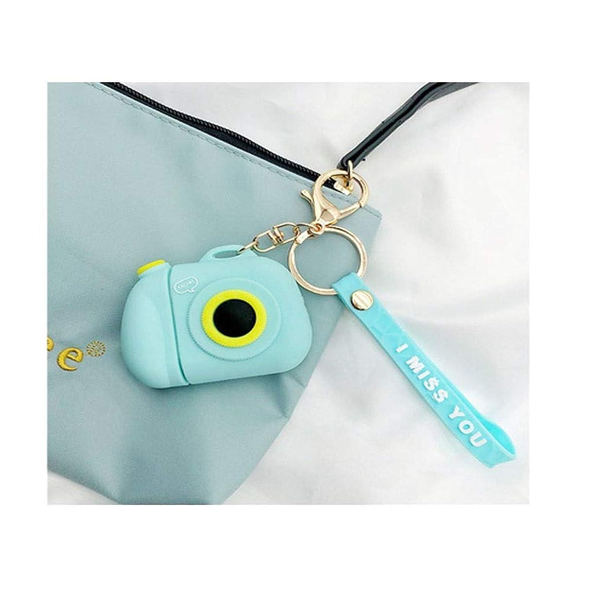 宿思いやりコールドHongyunshanghang001 ヘッドホンカバー、かわいいカメラスタイルのデザイン、使いやすい、ヘッドホンなし(黒、緑、ピンク、赤) 通気性 (Color : ピンク)
