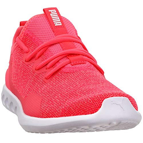 PUMA Womens Carson 2 X Knit Running Sneakers Shoes - Pink - Size 10 B