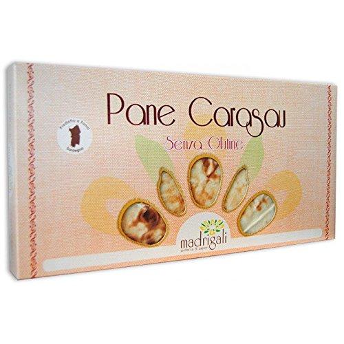 Senza Glutine Snc 50612 Pane Carasau, 250 grr
