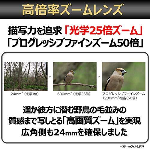 CanonデジタルカメラPowerShotG3X広角24mm光学25倍ズームPSG3X