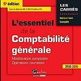 L'Essentiel de la comptabilité générale 2015 - T1 - Modélisation comptable - Opérations courantes, 5