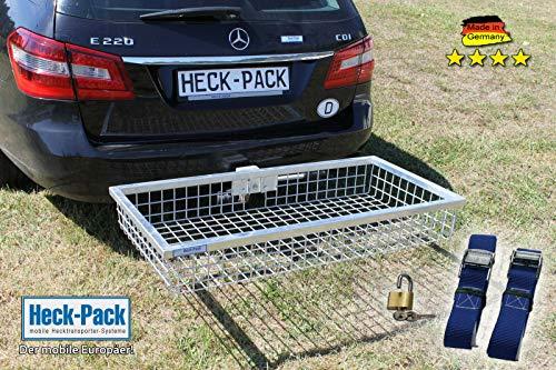 Heck-Pack Original Optimal Wildträger Heckträger Hecktransporter (1000x500x125mm)