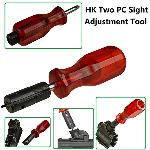 HK Two PC Sight Adjustment Tool