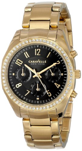 Caravelle New York Women's 44L116 Analog...