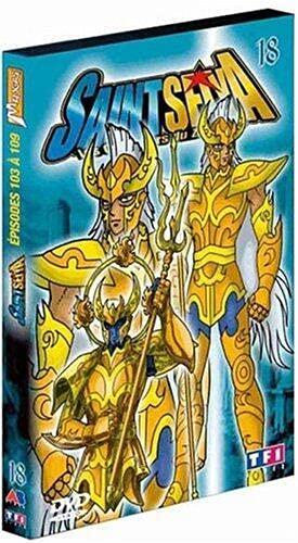 Saint Seiya, les chevaliers du Zodiaque - Vol.18