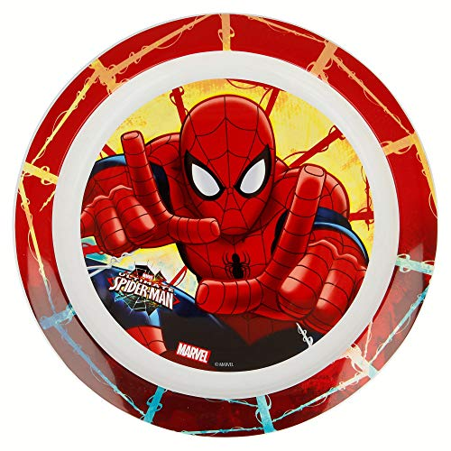 PLATO MICRO KIDS SPIDERMAN RED WEBS