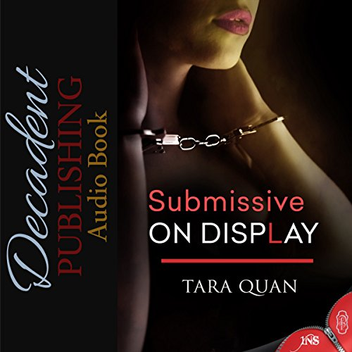 Submissive on Display audiobook cover art