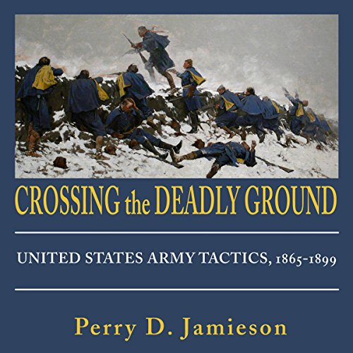 Crossing the Deadly Ground  By  cover art