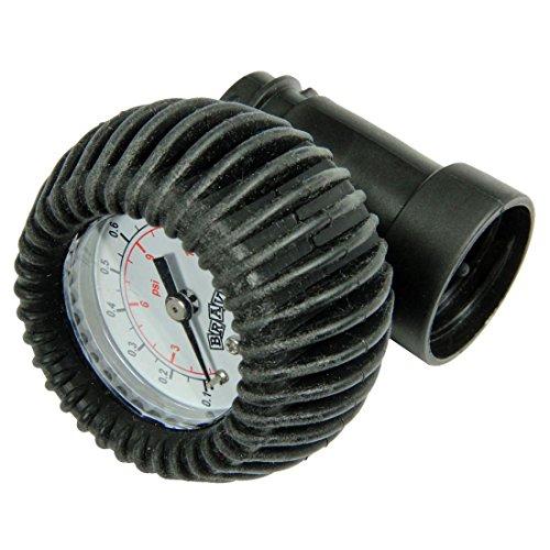 Blueborn SP 90 SUP Manometer für Doppelhubpumpen Luftpumpen Kolbenhub-Pumpen