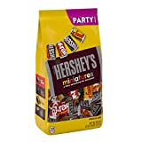 Hershey's Miniatures Halloween Candy Assortment, Chocolate, 35.9 Ounce