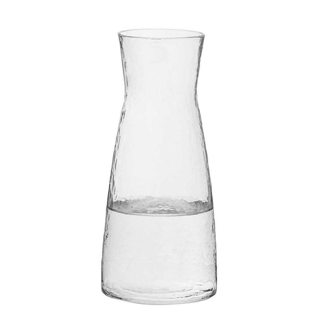 x1 HOBI Vase soliflore m/étallis/é Argent 26cm REF//VER2026