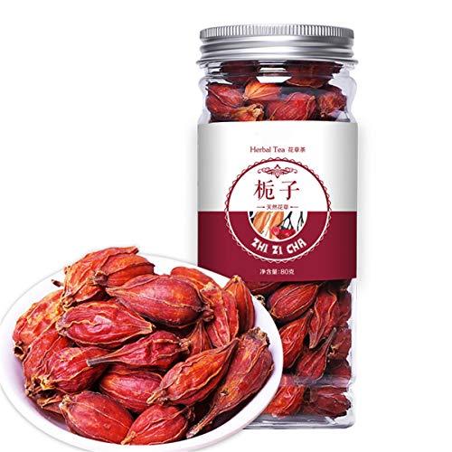 Chinesischer Kräutertee Blumen-Früchtetee Rosentee Konservierte goldene Seidenchrysantheme Abgefüllt Neuer Dufttee Gesundheitswesen Blumentee Gesundes grünes Essen (80g Gardenia)