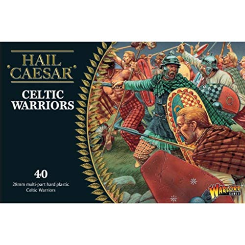 Pack Of 40 Celtic Warrior Miniatures