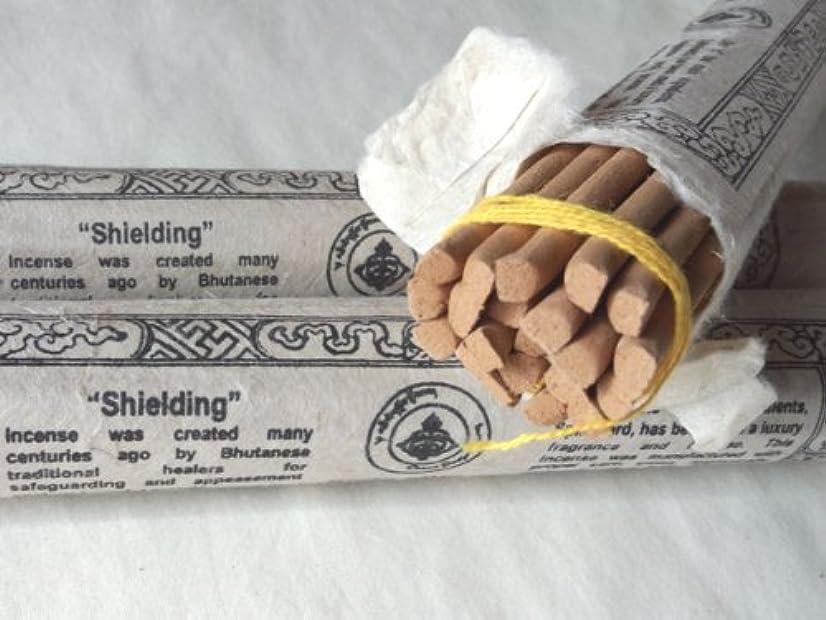 """ピストル食事を調理する応答チミ香/シェルディング """"ツルシ ペ""""  Shielding """"Tshul-Zhi-Poe"""" 25本入り"""