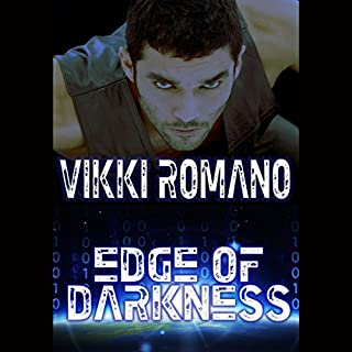 Edge of Darkness     Alpha Core Trilogy, Book 1              By:                                                                                                                                 Vikki Romano                               Narrated by:                                                                                                                                 Shawn Compton                      Length: 8 hrs and 3 mins     20 ratings     Overall 4.1