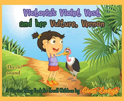 Victoria's Violet Vest and her Vulture, Vernon