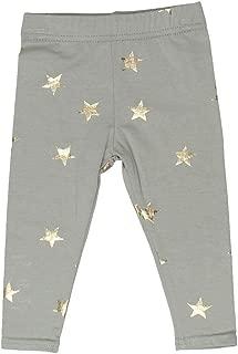 Stars Graphic Metallic Leggings
