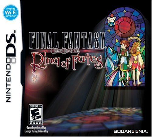 Final Fantasy Crystal Chronicles: Rising of Fates [Nintendo DS]