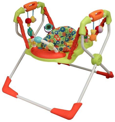 Bambisol Creative Baby Balancelle d'Activités et d'Eveil - Multicolore