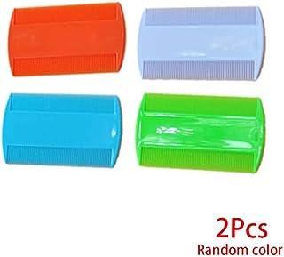 kongnijiwa 2 Piezas de plástico de Color Puro al Diente