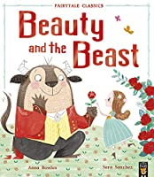 Beauty and the Beast (Fairytale Classics)