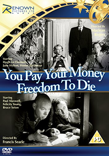 You Pay Your Money/Freedom To Die [DVD] [Reino Unido]