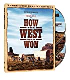 How the West Was Won (Three-Disc Special Edition) by Warner Home Video by Henry Hathaway, George Marshall John Ford