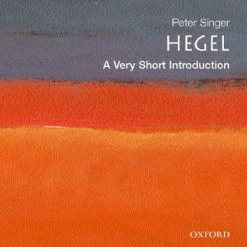 Couverture de Hegel: A Very Short Introduction