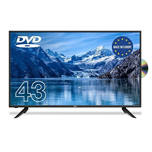 "\""Cello C4320FDE 43\""\"" Full HD LED Digital TV - intergierter DVD Player\"" extra schmal"