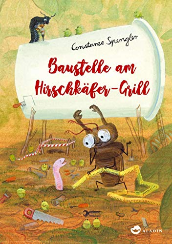 Baustelle am Hirschkäfer-Grill