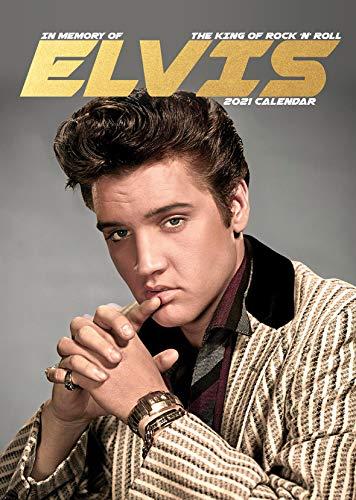 Elvis 2021 Kalender A3