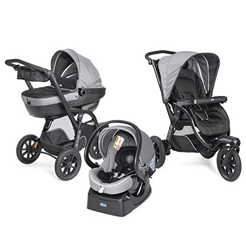 Chicco - Trio Activ3 Top, Poussette...