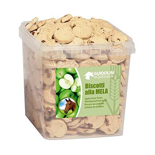 EQUISNACK Biscotti alla Mela 2.5 kg - 1 Secchiello