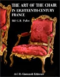 The Art of the chair in eighteenth-century France