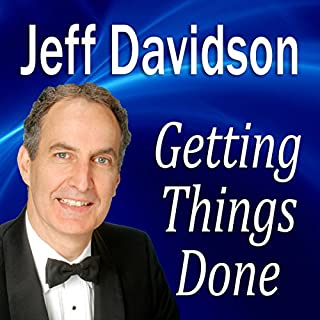 Getting Things Done                   By:                                                                                                                                 Jeff Davidson                               Narrated by:                                                                                                                                 Jeff Davidson                      Length: 30 mins     1 rating     Overall 1.0