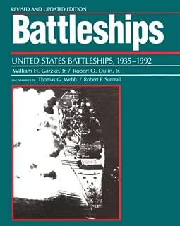 Battleships: United States Battleships, 1935-1992