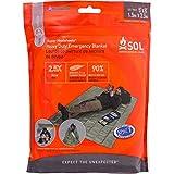 S.O.L. Survive Outdoors Longer S.O.L. Heavy Duty Emergency Blanket