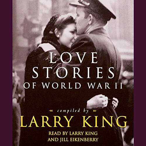 Love Stories of World War II audiobook cover art