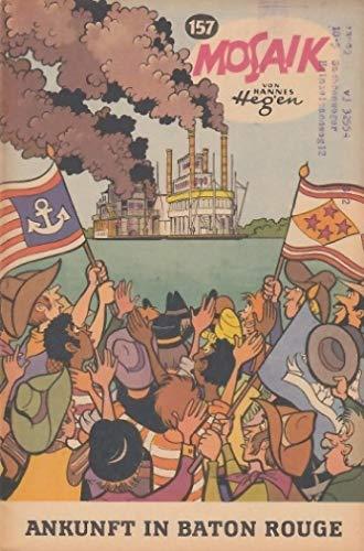 Mosaik. 157. Ankunft in Baton Rouge